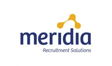 meridia recruitment solutions logo