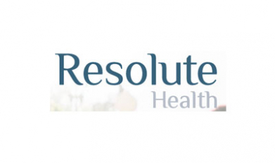 Resolute Health logo